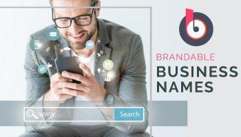 Brandable Business Names