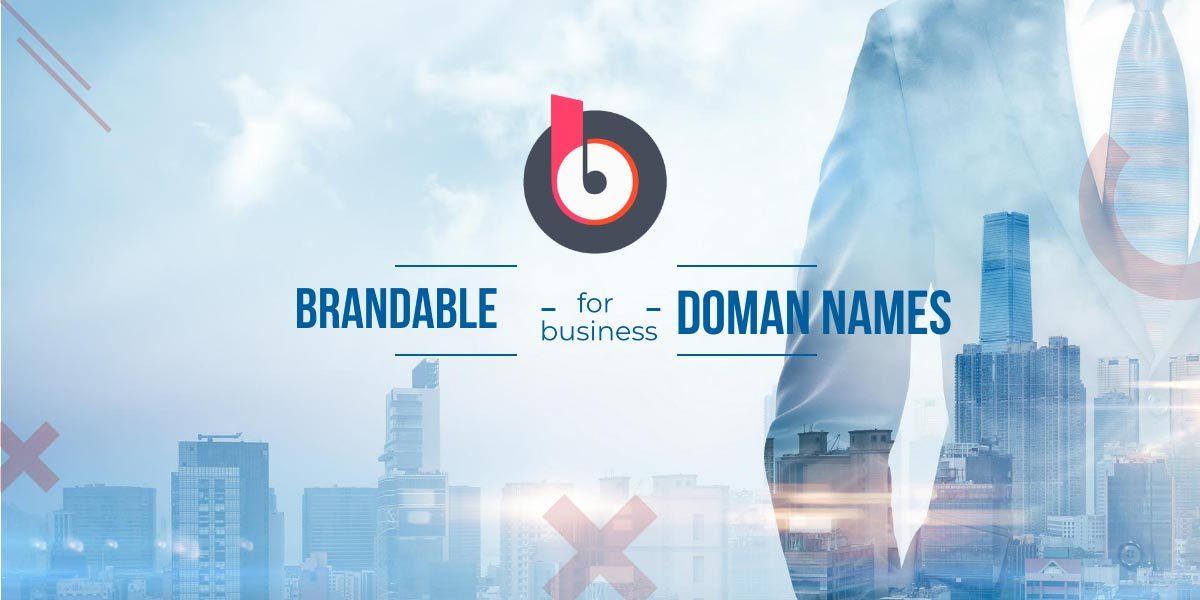 bradnable domain names